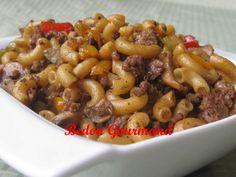 Best Tuna Casserole, Hamburger Steak Recipes, Black Eyed Peas, Pasta Dishes, Pasta Recipes, Vegetarian Recipes, Beans, Favorite Recipes, Vegetables