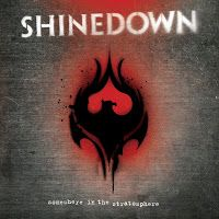 Coverlandia - The #1 Place for Album & Single Cover's: Shinedown - Somewhere In the Stratosphere (Live) (Official Album Cover)