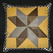 Для дома и интерьера ручной работы. Ярмарка Мастеров - ручная работа наволочка декоративная. Handmade.