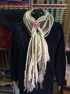 Nodo Fashion di Tricottando su Etsy
