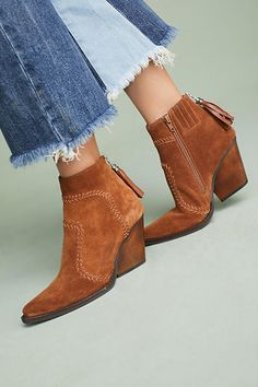 Jeffrey Campbell Beowulf Ankle Boots #ad #AnthroFave #AnthroRegistry Anthropologie