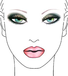 Create A Colorful Smoky Eye This Fall With Make Up For Ever Fall 2011 Smoky Palette!