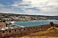Rethymno -Crete-View from the fortress by vasanaf300
