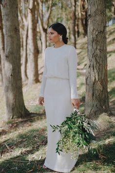 juliette hogan bridal | simmons dress