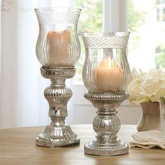Kerzenständer 2er-Set Luisant
