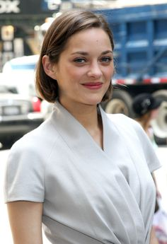Marion Cotillard in Bike In Style Challenge Winner Announcement And Awards Ceremony
