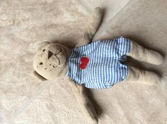 YAY! Teddy has been found and is back home with his little girl. -------- Lost on 27/09/2014 @ Cosco trafford . Hi my 2 year old girl has lost her bear in Cosco trafford today , she had it since she was a couple weeks old very attached to it and I would hope someone may of found it today it's very senimental... Visit: https://whiteboomerang.com/lostteddy/msg/7j2dio (Posted by David on 27/09/2014)