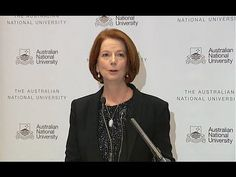 Prime Minister Julia Gillard outlines the Government's national security strategy, naming terrorism and cyber security as key risks.