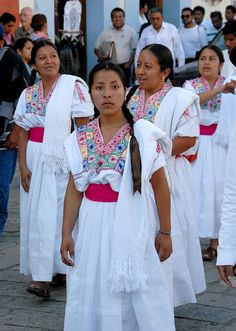 """The heart of all spiritual teaching is simple.  Be Love.  Be Peace. Be Harmony.  Be compassion Be Joy.""   ~ Unknown  Location:  Oaxaca Zapotec Women Mexico   ॐ lis"