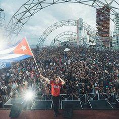 Music: Inside Major Lazer's historic Cuba concert