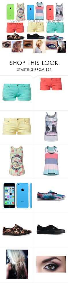 """""""pool"""" by jkrebs ❤ liked on Polyvore featuring TWINTIP, True Religion, Tommy Hilfiger, Splendid, Vans, women's clothing, women, female, woman and misses"""