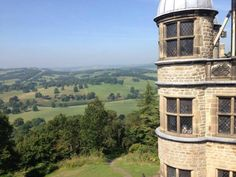 Hunting Tower  : Chatsworth House Derbyshire