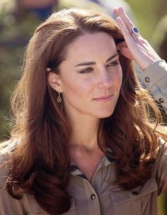 "Catherine. Duchess of Cambridge. ""Beauty is the divine flame  that shines in your heart ❤️ and brightens our world ."" - Deodatta V. Shenai-Khatkhate"