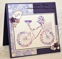 craftliners: With love gemaakt met Anna Marie Design stempels