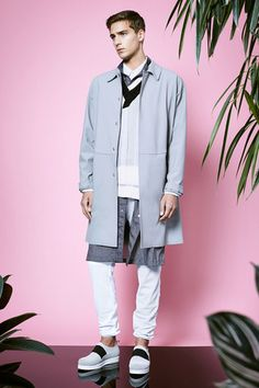 Opening Ceremony Spring 2015 Menswear Collection Slideshow on Style.com