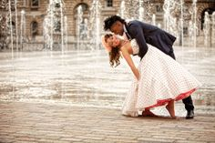 lovely wedding photo at Somerset house