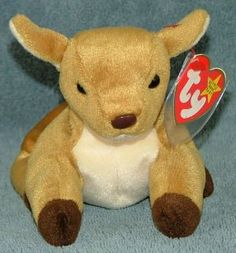TY Beanie Baby Whisper the Deer 1998 Retired Free Shipping. Whisper the   Deer is in mint condition and has 5th generation swing tag ... ddaf844ba461