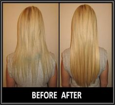 9 Steps to Making Thin Hair Look Thicker - I think this was made for me