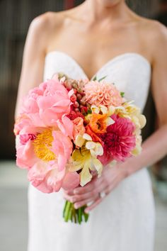 46 Bridal Bouquets for Any Color Palette --> http://www.hgtvgardens.com/weddings/45-lush-bridal-bouquets?s=1&soc=pinterest