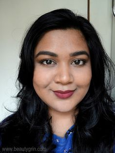 colourpop-ultra-blotted-cherry-on-top    Colorpop Ultra blotted in Cherry On Top Review on Medium/Olive/Indian Skin | Beautygrin Cherry On Top, Colourpop Cosmetics, Lip Swatches, Indian, Medium, Beauty Review, Stuff To Buy, Tops, Blog