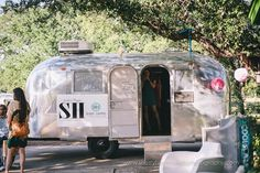 Shop in the Traveling Vintage Airstream Boutique @SouthernHippie - #Texas #TexasLife #TexasFashion - Love Elizabeth!