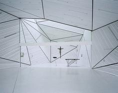 Modern Church in Linz, Austria;336503403377164314