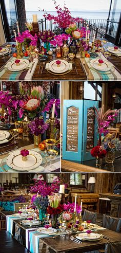 Bohemian Wedding Decor                                                                                                                                                     More