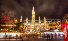 Christkindlmarkt Rathausplatz
