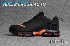 Fashion Mens Nike Air Max TN KPU For Sale Black Orange Tn Nike, Nike Air Max Tn, Mens Nike Air, Nike Men, Nike Shoes Maroon, Black Nike Shoes, Air Max Sneakers, Men Sneakers, Mens Trainers