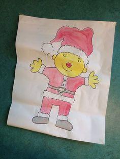 Puk als kerstman #zokinderopvang