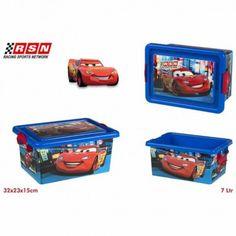 Juguete CARS CAJA ORDENACION 7L Precio 9,42€ en IguMagazine #juguetesbaratos