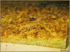 Banana Bread, Food And Drink, Cheese, Desserts, Recipes, Buns, Tailgate Desserts, Deserts, Recipies