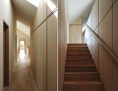 wood panel on walls