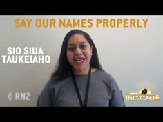 RNZ Pacific and Coconet reporters correctly pronounce NRL players names. Intercultural Communication, Communication Studies, Names, Student, Sayings, Cross Cultural Communication, Lyrics, Quotations, Qoutes