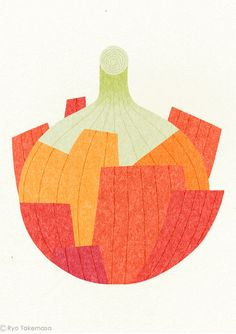 Ryo Takemasa  Simple shapes and nice colors