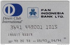Diners Club cards QQ9