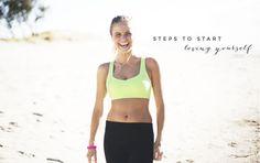 Lorna Jane | Move Nourish Believe | 7 Steps To Loving Yourself Silly by Debbie Spellman