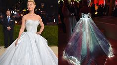 Claire Danes in Zac Posen at the MET Gala 2016