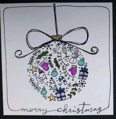 288 Best Watercolor Christmas Cards Images In 2020