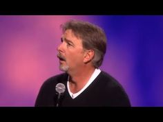 Bill has got some of the quickest wit, but sometimes it backfires. Sometimes when Bill gets a little confused he says the first thing that comes to mind. Stand Up Comedy Videos, Bill Engvall, Comedian Videos, The Cable Guy, Stand Up Comedians, Funny Stuff, Funny Shit, Robin Williams, That's Entertainment