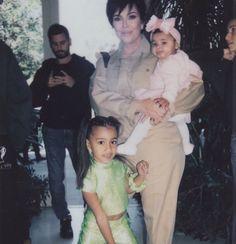 Jenner Kids, Jenner Family, Kardashian Family, Kardashian Jenner, Kendall And Kylie Jenner, Kris Jenner, Dash Dolls, Celebs, Celebrities