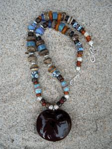 eclectic+jewelry | SEA-BEAN JEWELRY - EXAMPLES