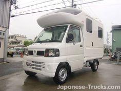 Suzuki kei camper | 1 Mann Camper | Pinterest | Home, Blog and Campers