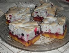 Gyümölcshabos linzer Cake Cookies, Cupcake Cakes, Cupcakes, Waffles, Pudding, Breakfast, Recipes, Food, Hungary