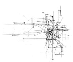 Interesting Find A Career In Architecture Ideas. Admirable Find A Career In Architecture Ideas. Architecture Mapping, Architecture Concept Drawings, Landscape Architecture, Architecture Design, Graphic Score, Concept Diagram, Hand Sketch, Photoshop, Art Graphique