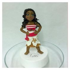 Oceania cake topper by Donatella Bussacchetti