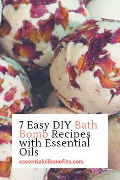 To Make DIY Bath Bombs With Essential Oils Who doesn't love a good bath bomb? Now what if it didn't have to cost you a lot of money? Today I'm sharing 7 DIY bath bomb recipes with essential oils to make at home! Bath Boms Diy, Essential Oil Bath Bombs, Diy Bath Salts With Essential Oils, Best Bath Bombs, Dyi Bath Bombs, Making Bath Bombs, Bombe Recipe, Nails Polish, Bath Bomb Recipes