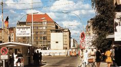 Checkpoint Charlie 1983