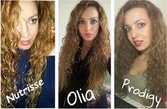 Tinture a confronto e i miei hair cambiamenti (Olia, Prodigy e Nutrisse)