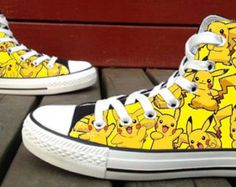 29140c7722345e Digital Monster pokemon Custom High Top Canvas Shoes for Women